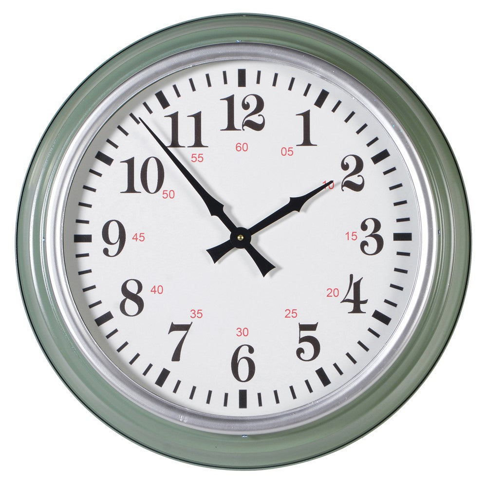 Green Wall Clock (local delivery only)