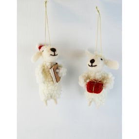 Sheep Xmas decoration
