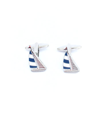 Cuff links, Yacht