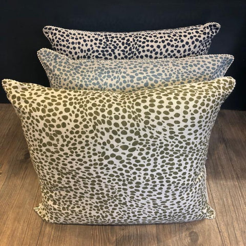 Cushion, Animal print