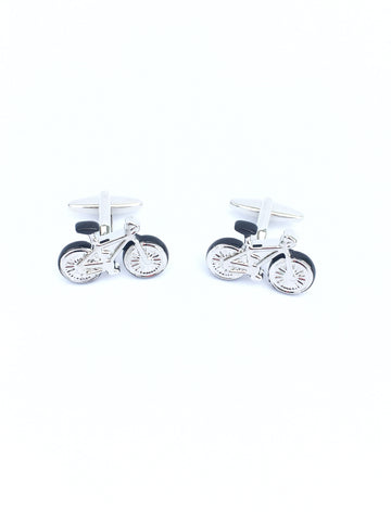 Cuff links, Bicycle