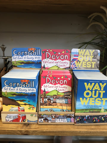Cornwall guide book