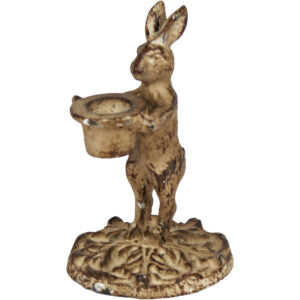 Gold earrings, long  link