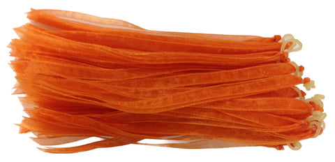 Fascinators - Orange