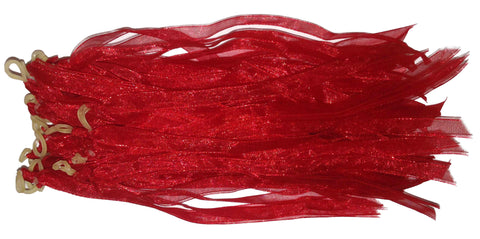 Fascinators - Red