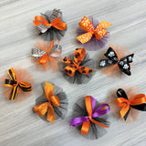 Halloween Collection - 50 Medium Bows