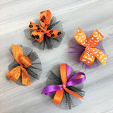 Halloween Collection - Half Pack - 24 Medium Bows
