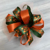Fall Collar Bows - 8 Dog Grooming Bows - Huge!