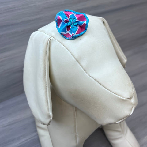 Snow Collar Bows - Extra Large Bows - 8 Bows