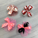Valentine Collection - 50 Grooming Bows