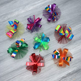 Rainbow Collection - 50 Medium Bows