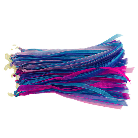 Fascinators - Unicorn Colors - 24 Pack