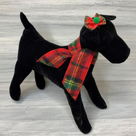 Small Designer Dog - Great Display Item - Dressed as shown!