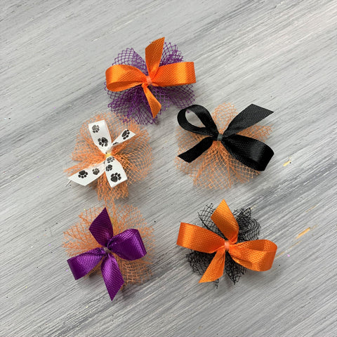 Halloween Petite Collection - 50 Bows