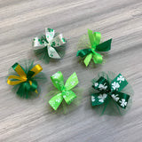 St. Patricks Collection - 50 Medium Size Bows