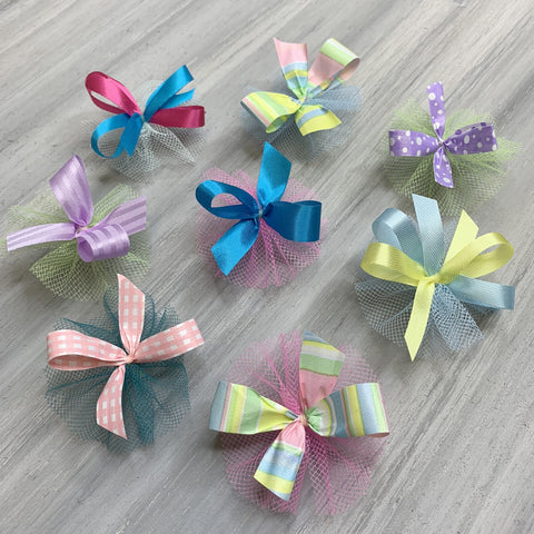 Spring Collection - 50 Medium Bows