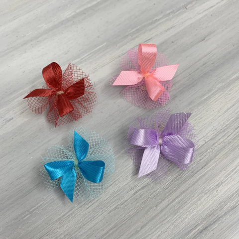 Petite Dog Grooming Bows