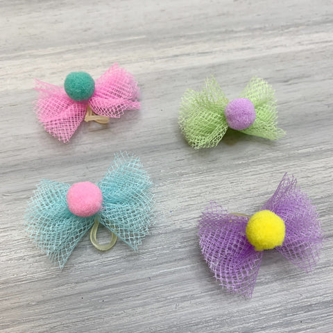 Itsy Bitsy - Pastels - 24 Very Small Bows