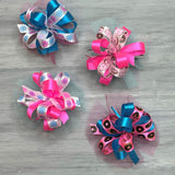 Sweet Treat Collar Bows - 8 Dog Grooming Bows - Huge!