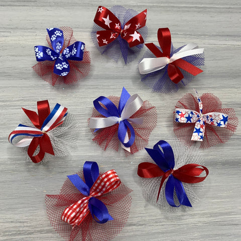 Patriotic Collection - 50 Bows