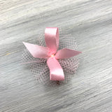 Petite Basic 24 Single Color Bows - Pick A Single Color - 24 Tiny Bows