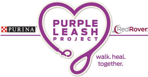 Donation to Purple Leash Project