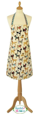 Grooming or Bathing Apron - Hound Dogs