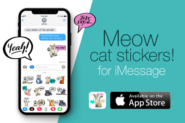Meow for iMessage