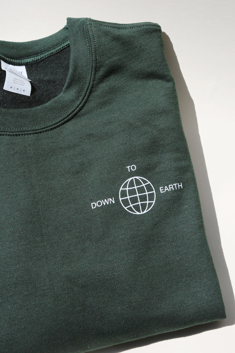 Down to Earth Sweatshirt