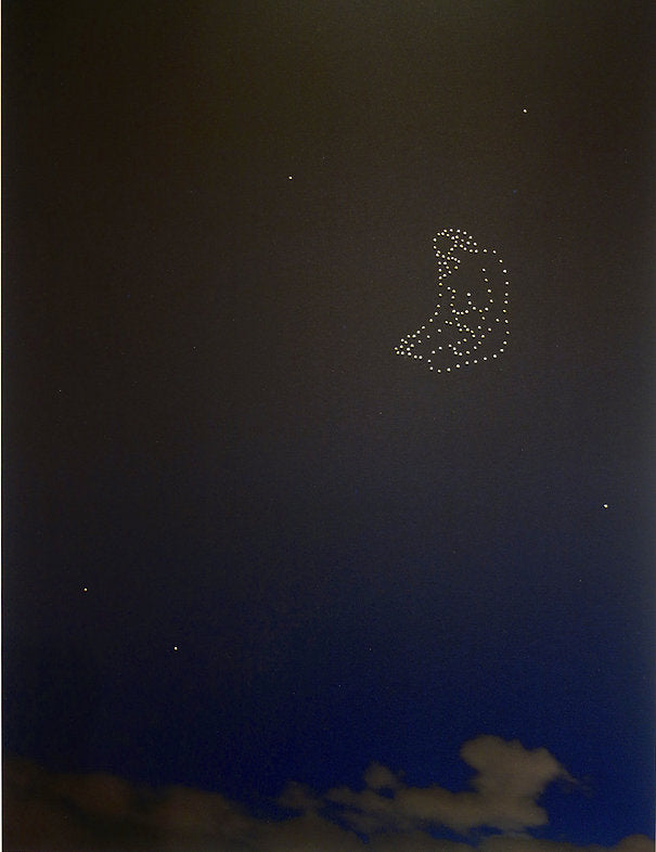 Amy Rogers These Constellations Graven Feather Toronto Art Gallery Studio Workshops