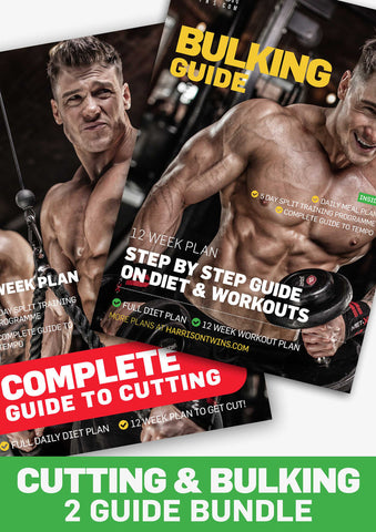 Cutting & Bulking Bundle