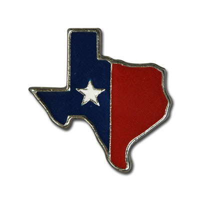 "5590-SN 1""  Color Shape of Texas Flag Decorative Button Snaps, Snaps - Behind The Wire Shop"