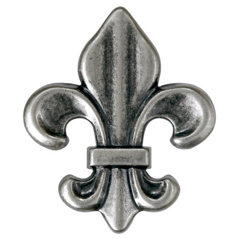 Fleur De Lis Screw Back Concho, Wholesale - Behind The Wire Shop