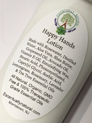 Happy Hands Lotion