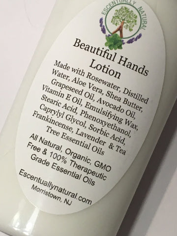 Beautiful Hands Lotion