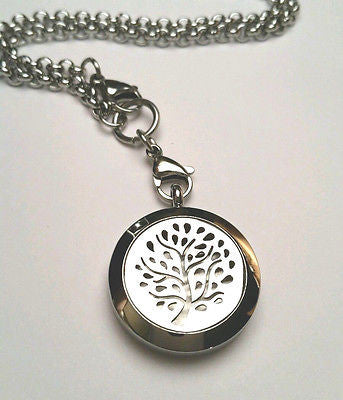 TREE OF LIFE Diffuser Locket