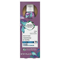 Herbal Essences Moisture In the Shower Foam Conditioners, Rosemary & Herbs, 6 oz (Pack of 2)