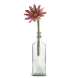 Hand Felted Flower Stem: Needle Daisy, Pink - Global Groove (T)