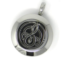 Blessings By The Drop Bangle Bracelet in Stainless Steel with Aromatherapy Charm