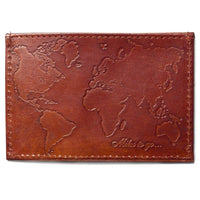 Men's Compact Leather Wallet - Matr Boomie (W)