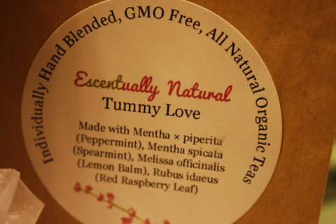 Tummy Love Organic Tea