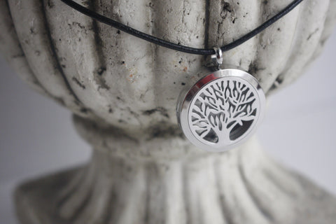 Welcome!! Tree of Life Aromatherapy Locket