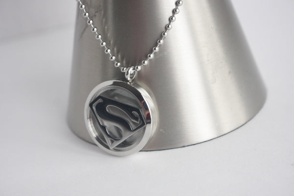 Superman Stainless Steel Aromatherapy Diffuser