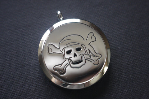 The Pirate Stainless Steel Aromatherapy Diffuser