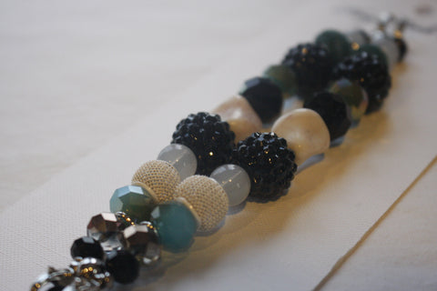 Interchangeable Beaded Bracelet