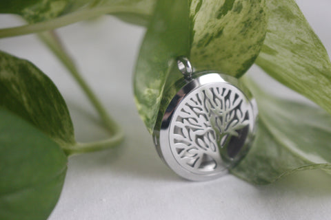 Tree of Life II Locket