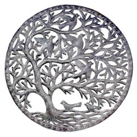Stormy Tree of Life Wall Art - Croix des Bouquets
