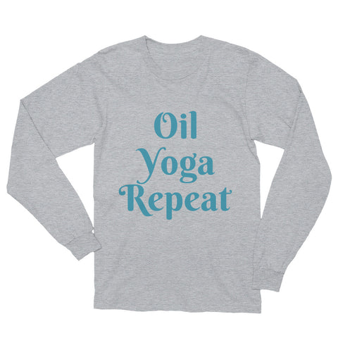 Oil Yoga Repeat Long Sleeve