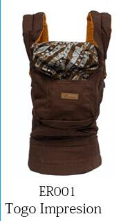 Ergonomic Organic Bamboo & Cotton Baby Carrier Multi-functional