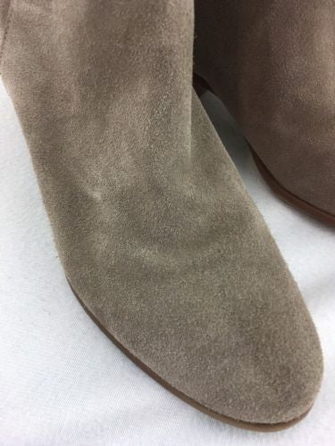 fdecda187d9 ... Steve Madden Ponderosa Women s Taupe Suede Pull On Knee Boots Size 8.5  RH9919 ...